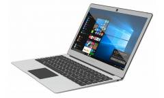 "Ноутбук Digma CITI E302 Kaby Lake 7Y30/4Gb/64Gb/Intel HD Graphics 615/13.3""/IPS/FHD (1920x1080)/Windows 10 Home Multi Language 64/silver/WiFi/WiMax/BT/Cam/4600mAh"