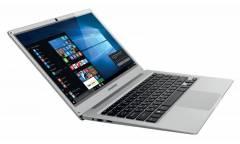 """Ноутбук Digma EVE 300 Atom X5 Z8350/2Gb/SSD32Gb/Intel HD Graphics 400/13.3""""/IPS/FHD (1920x1080)/Windows 10 Home 64/silver/WiFi/BT/Cam/8000mAh"""