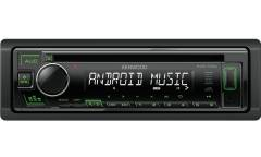 Автомагнитола CD Kenwood KDC-130UG 1DIN 4x50Вт