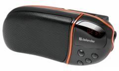 Компьютерная акустика Defender Spark M1 6Вт, FM, SD/USB, MP3, дисплей