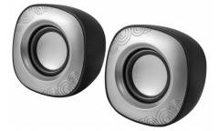 Компьютерная акустика Defender SPK-490 USB черно-серебристая