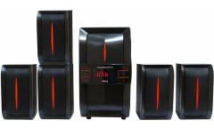 Компьютерная акустика Dialog Progressive AP-540 5.1 USB+SD reader черная