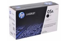 Картридж Hp CE505A для принтеров LaserJet  P2055/P2035 черный 2300 страниц