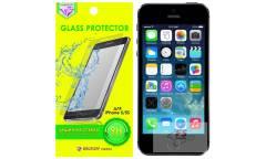 Защитное стекло Krutoff Group 0.33mm для iPhone 5/5S