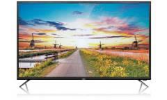 """Телевизор LED BBK 55"""" 55LEX-5027/FT2C черный/FULL HD/50Hz/DVB-T/DVB-T2/DVB-C/USB/WiFi/Smart TV (RUS)"""