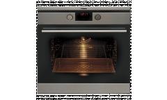 Духовой шкаф Электрический Hansa BOEI64190055 серебристый