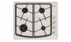 Варочная газовая поверхность Gefest СГ СН 1211 К81 кремовый ч/р 4конф газ-контроль