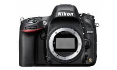 """Зеркальный Фотоаппарат Nikon D610 черный 24.3Mpix 3"""" Full HD SDXC Li-ion"""