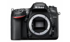 """Зеркальный Фотоаппарат Nikon D7200 черный 24.2Mpix 3.15"""" 1080p Full HD SDXC Li-ion"""