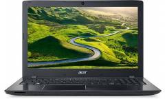 "Ноутбук Acer Aspire E15 E5-576G-595G Core i5 7200U/8Gb/1Tb/DVD-RW/nVidia GeForce Mx130 2Gb/15.6""/FHD (1920x1080)/Linpus/black/WiFi/BT/Cam"