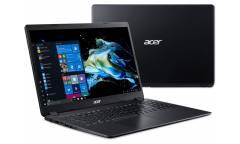 "Ноутбук Acer Extensa 15 EX215-51K-33AU Core i3 7020U/4Gb/SSD256Gb/Intel HD Graphics 620/15.6""/FHD (1920x1080)/Windows 10/black/WiFi/BT/Cam"