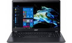 "Ноутбук Acer Extensa 15 EX215-51K-391X Core i3 7020U/8Gb/SSD256Gb/Intel HD Graphics 620/15.6""/FHD (1920x1080)/Windows 10 Single Language/black/WiFi/BT/Cam"
