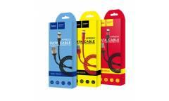 Кабель USB Hoco X26m Xpress MicroUSB (красный)