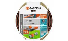"""Набор полива Gardena Flex 1/2"""" (18034-20.000.00)"""