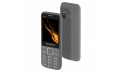 Мобильный телефон Maxvi X800 grey
