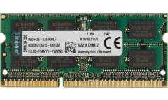 Память DDR3L 8Gb 1600MHz Kingston KVR16LS11/8 RTL PC3-12800 CL11 SO-DIMM 204-pin 1.35В