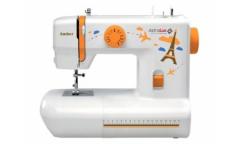 Швейная машина Astralux Amber белый/рисунок (кол-во швейных операций -13)