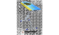 Гладильная доска НИКА 1+ фанера 122 х 34,5см, Подставка под утюг