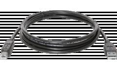 Кабель Defender USB 2.0  AM/ BM, пакет, 1.8м