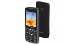 Мобильный телефон Maxvi K11 black