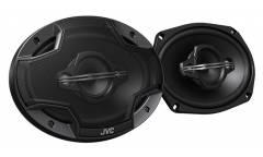 Колонки автомобильные JVC CS-HX6949 600Вт 87дБ 4Ом 15x23см (6x9дюйм) (ком.:2кол.) коаксиальные четырехполосные