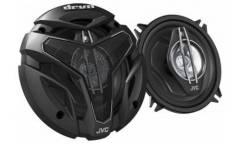 Колонки автомобильные JVC CS-ZX530 300Вт 88дБ 13см (5дюйм) (ком.:2кол.) коаксиальные трехполосные