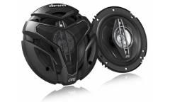 Колонки автомобильные JVC CS-ZX640U 350Вт 89дБ 4Ом 16см (6дюйм) (ком.:2кол.) коаксиальные четырехполосные
