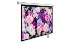 Экран Cactus 315x420см MotoExpert CS-PSME-420x315-WT 4:3 настенно-потолочный рулонный белый (моторизованный привод)