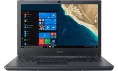 """Ноутбук Acer TravelMate TMP2510-G2-M-32MT Core i3 8130U/4Gb/SSD128Gb/Intel UHD Graphics 620/15.6""""/HD (1366x768)/Windows 10 Professional/black/WiFi/BT/Cam/3220mAh"""