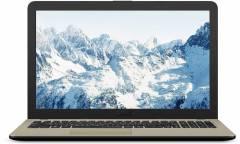 "Ноутбук Asus VivoBook X540BA-GQ386 A4 9125/4Gb/500Gb/AMD Radeon R3/15.6""/HD (1366x768)/Endless/black/WiFi/BT/Cam"