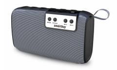 sp Smartbuy YOGA, 5Вт, Bluetooth, MP3, FM-радио, черная