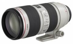 Объектив Canon EF IS II USM (2751B005) 70-200мм f/2.8L