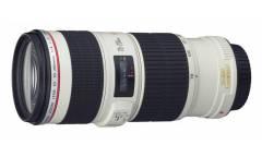 Объектив Canon EF IS USM (1258B005) 70-200мм f/4L