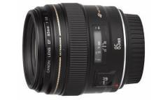 Объектив Canon EF USM (2518A012) 100мм f/2