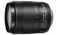 Объектив Canon EF-S IS USM (1276C005) 18-135мм f/3.5-5.6 черный