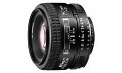 Объектив Nikon AF Nikkor (JAA011DB) 50мм F/1.4