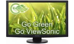 "Монитор ViewSonic 22"" VG2239Smh черный a-Si TFT LED 16:9 HDMI M/M матовая HAS Pivot 250cd 178гр/178гр 1920x1080 D-Sub FHD 6.27кг"