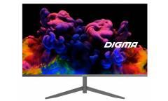 "Монитор Digma 27"" DM-MONF2710 темно-серый IPS 16:9 HDMI матовая 1000:1 250cd 178гр/178гр 1920x1080 D-Sub DisplayPort FHD 4.65кг"