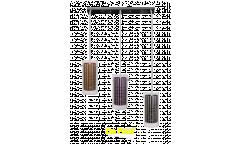Люстра -Подвес_DE FRAN_ BC-8002-3 _E14 _3*60Вт _хром, цветное стекло, d50*h12 см