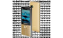 Мобильный телефон Maxvi X700 gold