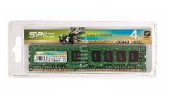 Модуль памяти Silicon Power DDR3 4Gb 1333MHz SP004GBLTU133N02