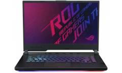 "Ноутбук Asus ROG GL531GU-AL425 Core i5 9300H/16Gb/SSD512Gb/nVidia GeForce GTX 1660 Ti 6Gb/15.6""/IPS/FHD (1920x1080)/Free DOS/black/WiFi/BT"