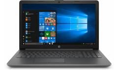 "Ноутбук HP 15-bs184ur Pentium 4417U/4Gb/SSD128Gb/Intel HD Graphics 610/15.6""/HD (1366x768)/Windows 10/black/WiFi/BT/Cam"