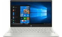 "Ноутбук HP Pavilion 13-an1009ur Core i3 1005G1/4Gb/SSD128Gb/Intel UHD Graphics/13.3""/SVA/HD (1366x768)/Windows 10/silver/WiFi/BT/Cam"