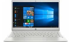 "Ноутбук HP Pavilion 13-an1011ur Core i3 1005G1/4Gb/SSD256Gb/Intel UHD Graphics/13.3""/IPS/FHD (1920x1080)/Windows 10/silver/WiFi/BT/Cam"