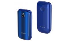 Мобильный телефон Maxvi E3 radiance blue