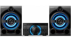 Минисистема Sony MHC-M60D черный 290Вт/CD/CDRW/DVD/DVDRW/FM/USB/BT