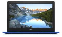 "Ноутбук Dell Inspiron 3584 Core i3 7020U/4Gb/SSD128Gb/Intel UHD Graphics 620/15.6""/FHD (1920x1080)/Windows 10/blue/WiFi/BT/Cam"