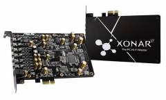 Звуковая карта Asus PCI-E Xonar AE (ESS 9023P) 7.1 Ret