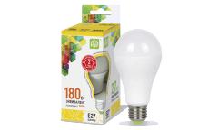 Лампа светодиодная ASD LED-A60-standard 20Вт 160-260В Е27 3000К 1800Лм